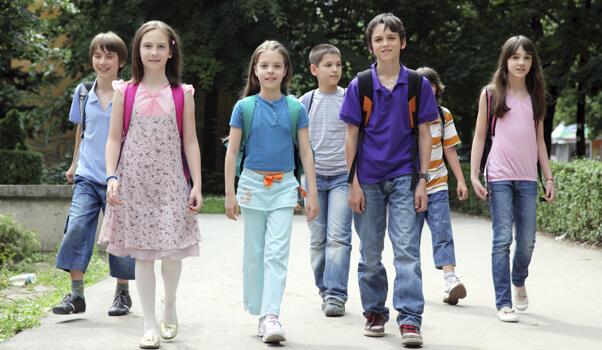 Rentrée scolaire : 5 façons actives de se rendre à l'école