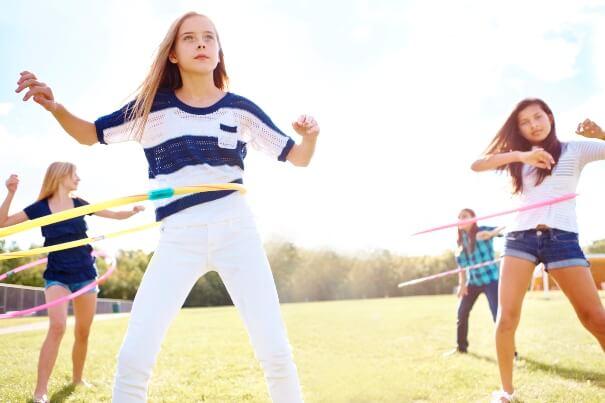 Comment fabriquer un Hula Hoop en 5 étapes