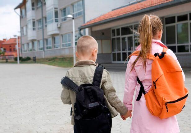 Rentrée scolaire: optez pour le transport actif vers l'école!