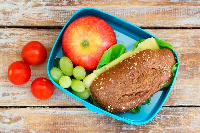 Boîte à lunch: des idées de repas santé