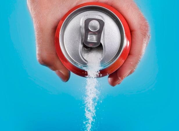 9 faits insoupçonnés sur les boissons sucrées
