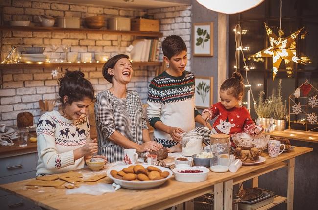 Noël santé: 4 recettes rigolotes à faire avec les enfants
