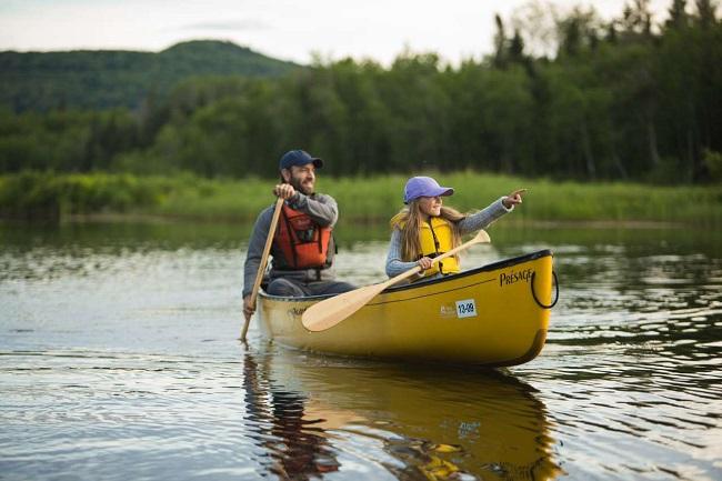 6 balades en canot ou en kayak dans les destinations de la Sépaq
