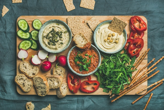 VIDÉO: 3 idées de trempette rapides et succulentes à mettre dans vos lunchs