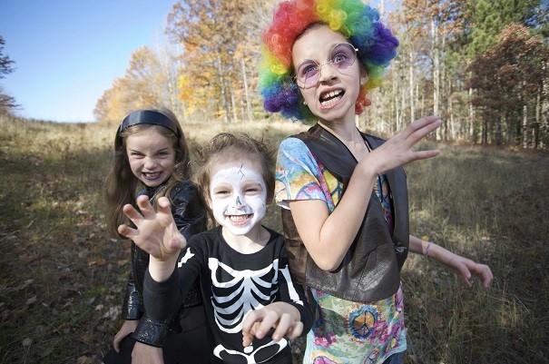 3 trucs pour une Halloween (un peu) santé