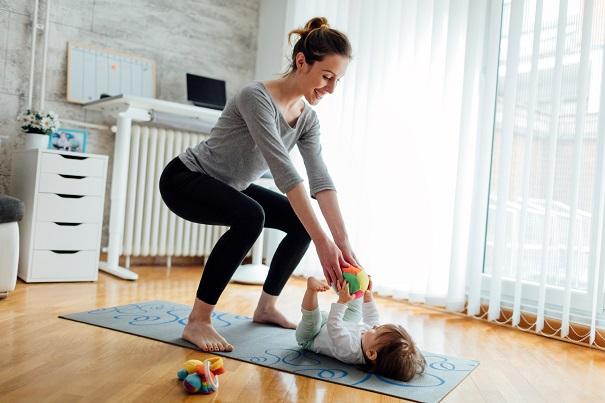 S'entraîner avec les enfants : 5 pistes pour inclure les petits dans nos activités