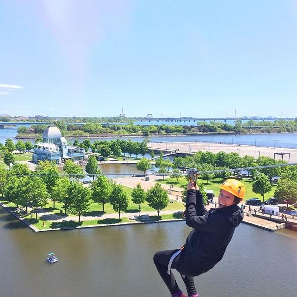 8 activités à faire en famille à Montréal cet été