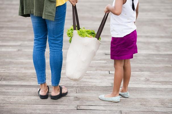 7 astuces simples pour s'initier en famille au mouvement zéro déchet
