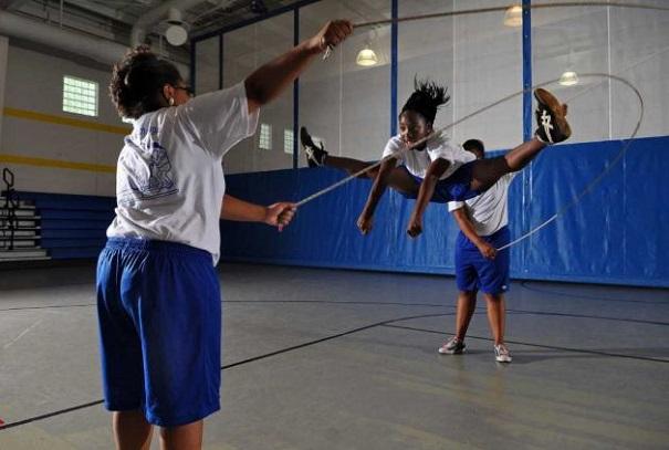 7 sports vraiment originaux pour bouger avec vos jeunes
