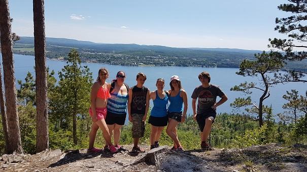 Récit d'escapade : 48 heures mémorables dans le parc national du Lac-Témiscouata
