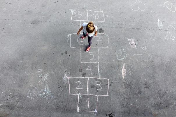 6 jeux à faire dans une cour d'école en dehors des heures de classe