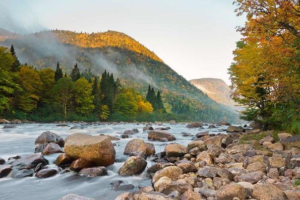 7 idées pour profiter de l'automne à Québec