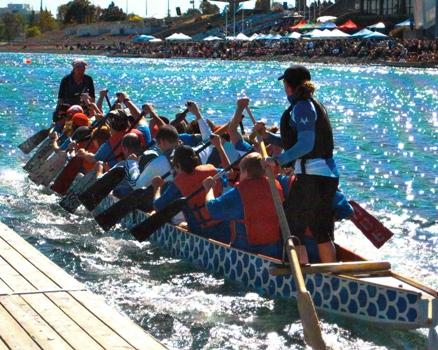 7 idées de sports aquatiques pour suivre la vague