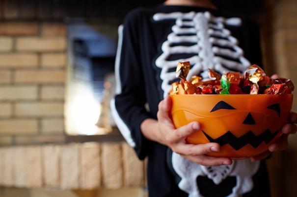 Quoi faire avec les bonbons d'Halloween?