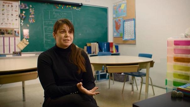 Maggie MacDonnell: la meilleure prof au monde!