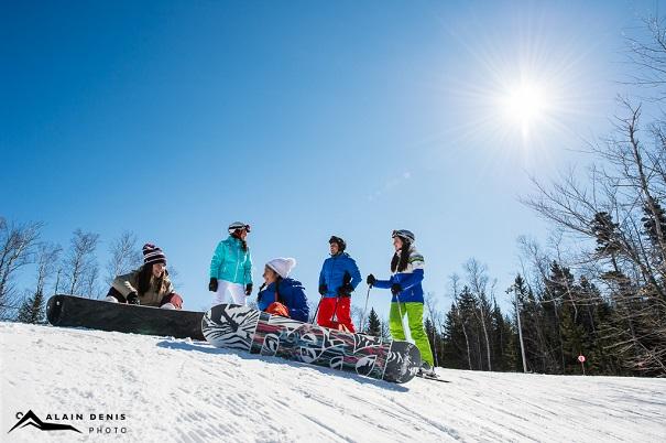 Ski et planche à neige: 11 nouveautés dans les stations québécoises cet hiver