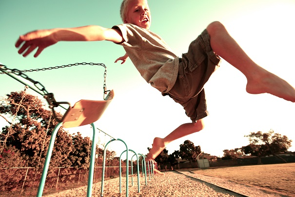 Jeu libre: pourquoi laisser votre enfant prendre des risques?