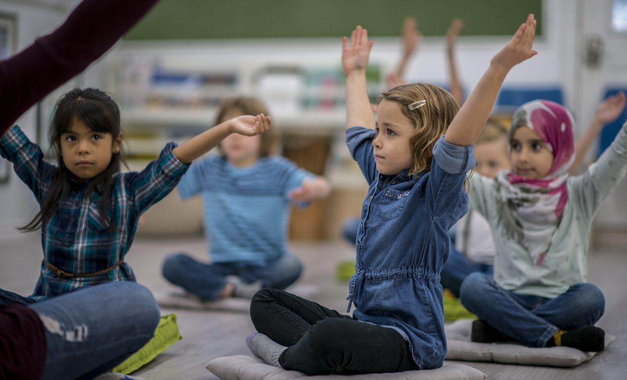 Comment apprendre aux enfants à être actifs?