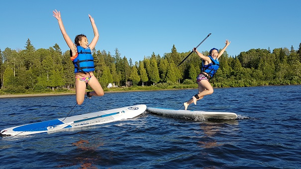 37 endroits pour faire du paddle board (SUP) au Québec cet été