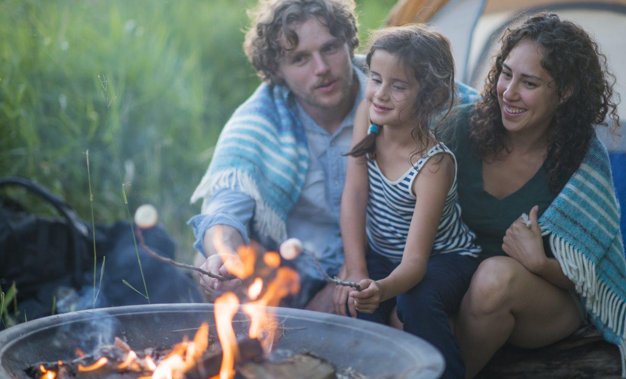 6 idées pour une nuitée de camping dans votre cour