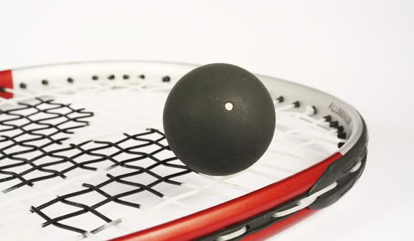 Le squash : même pour les enfants!
