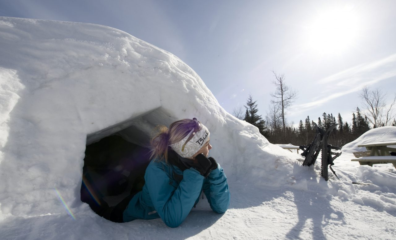 Dormir dans un igloo : l'aventure hivernale parfaite!