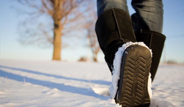 Marche hivernale: 8 conseils pour rester au chaud