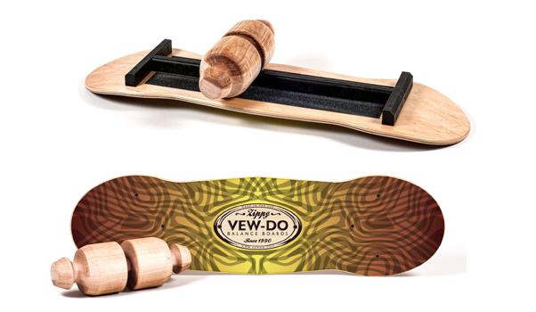 Les planches d'équilibre: pour un entraînement balancé!