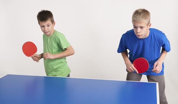 Comment devenir un bon joueur de tennis de table?