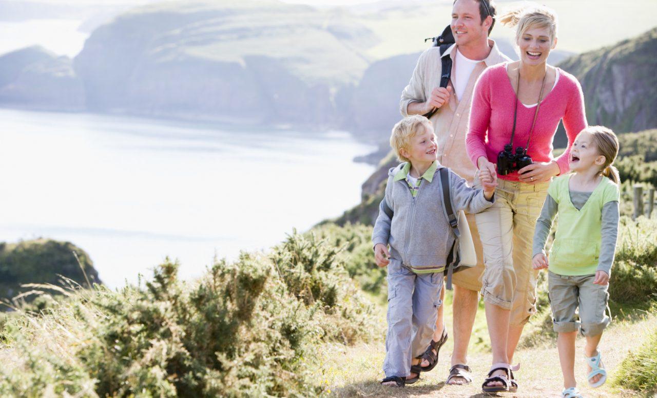 Randonnée pédestre: 10 sentiers à parcourir avec ses enfants