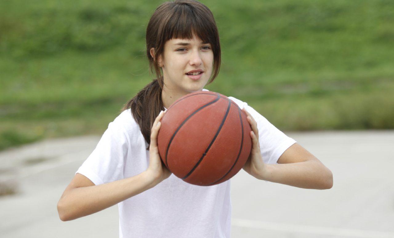 Les filles, le sport et la santé