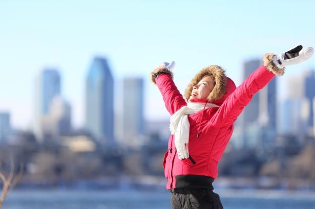 5 idées pour jouer dehors à Montréal dans le temps des Fêtes