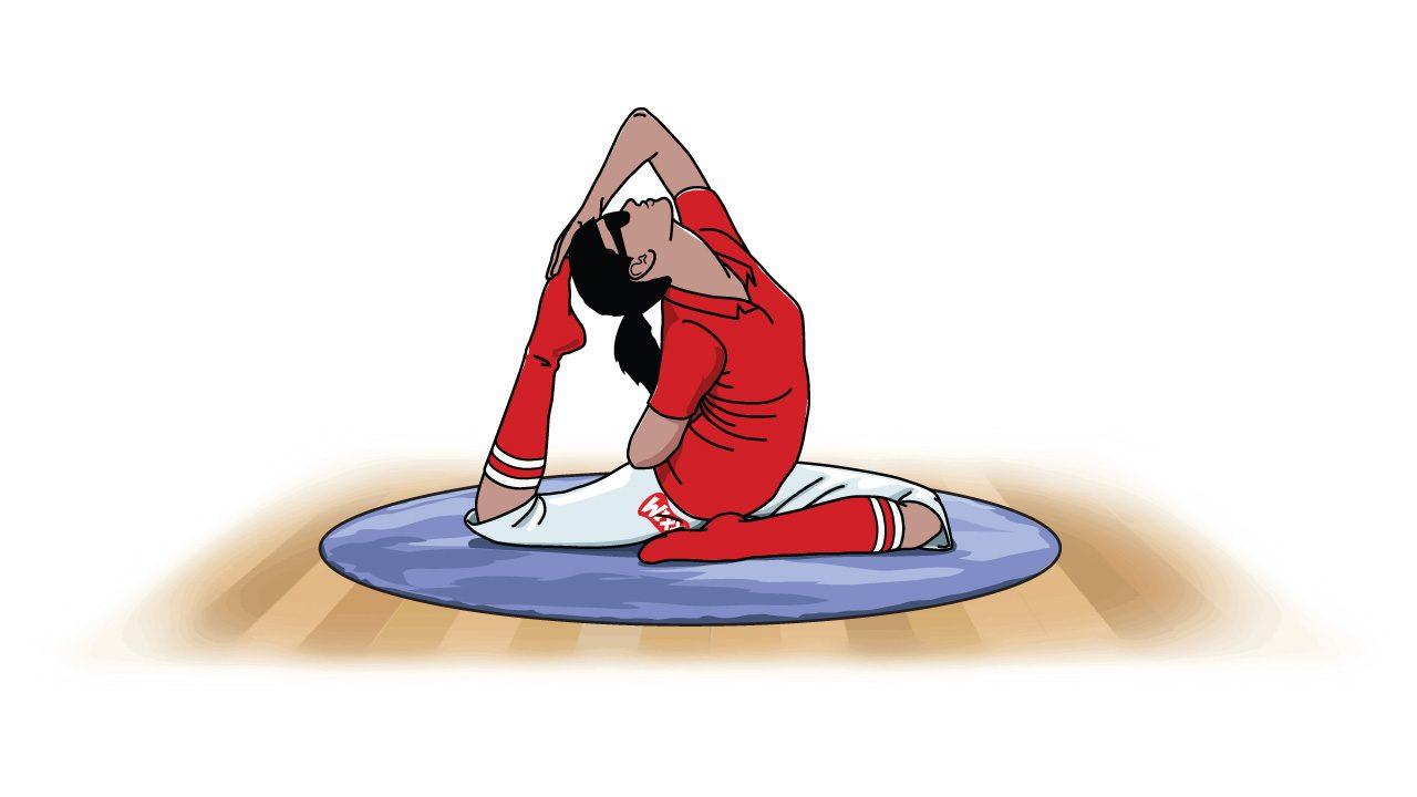 Yoga: 4 postures à faire avec ses enfants