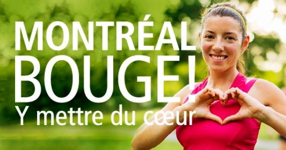 Quoi faire à Montréal en mai, mois de l'activité physique!