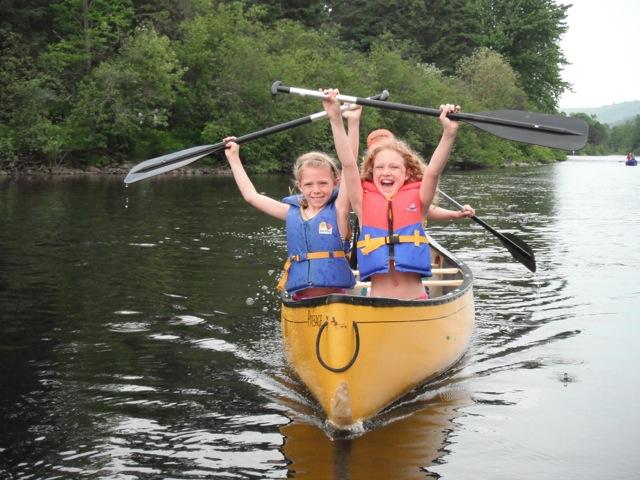 Le canot-camping, pour une plongée en pleine nature
