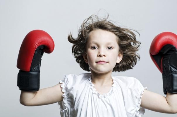 L'autodéfense: le plaisir de bouger vers la sécurité