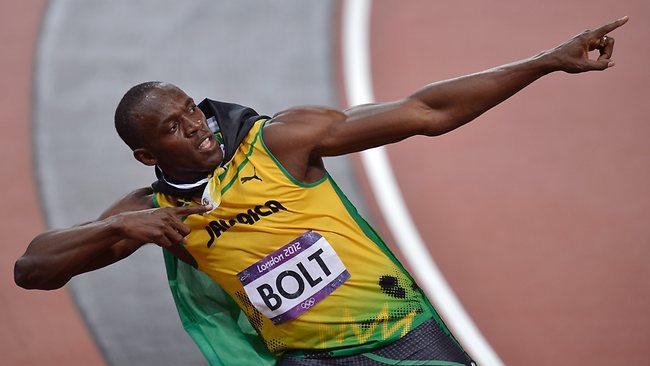 6 faits surprenants sur l'homme le plus rapide au monde