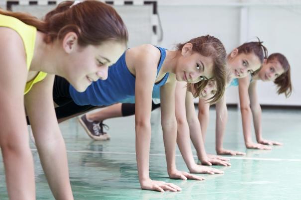 L'activité physique améliorerait la capacité d'attention des adolescents