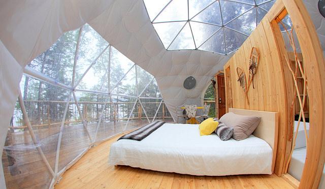 Camping en famille: 5 idées d'hébergements originaux
