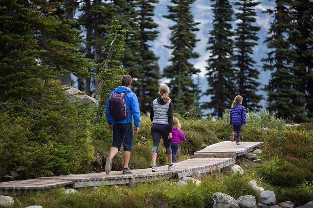 3 randonnées à faire avec les enfants autour de la ville de Québec