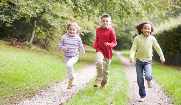 Commencer la course à pied avec son enfant