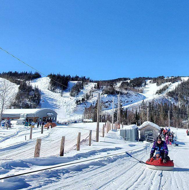 glissade-en-tube-Ski-Gallix