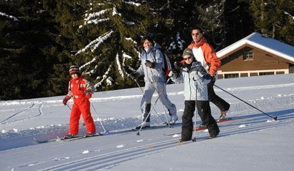 Le ski de fond : pour profiter de l'hiver à fond!