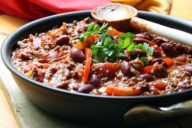 Casserole mexicaine