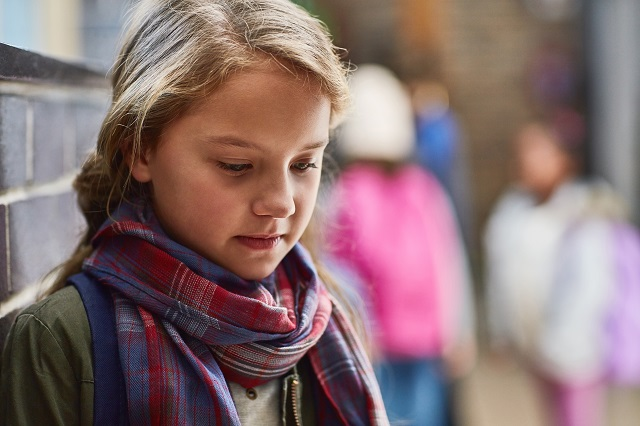 Que faire si mon enfant est victime d'intimidation?