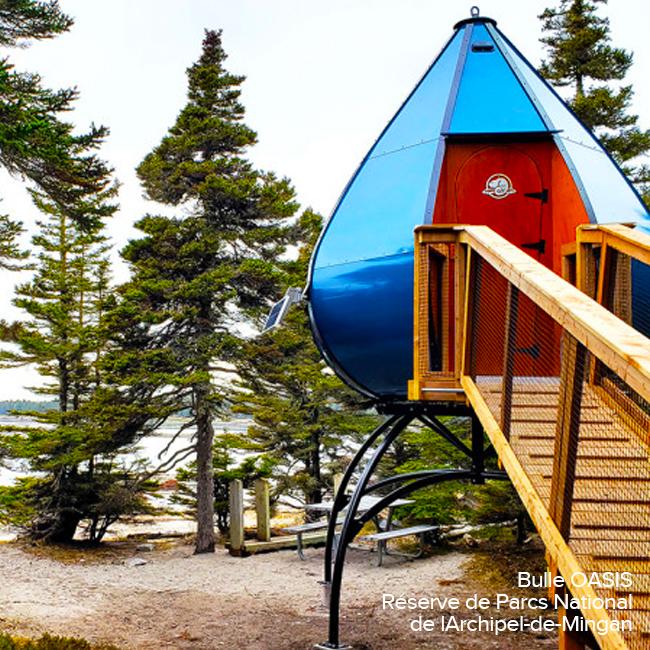 Parcs Canada- côte-nord