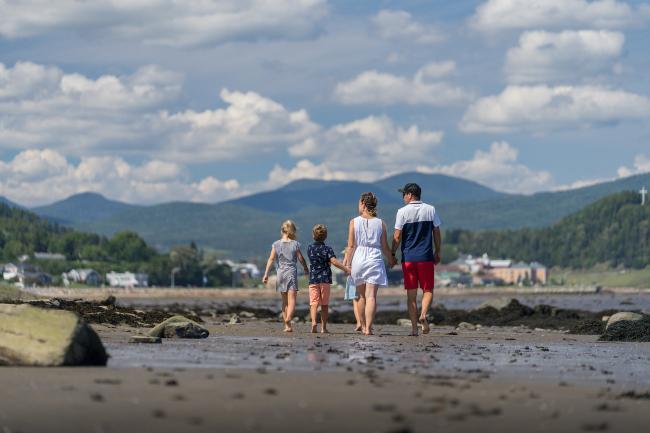 Vacances 2021 : 5 façons d'explorer Charlevoix en famille