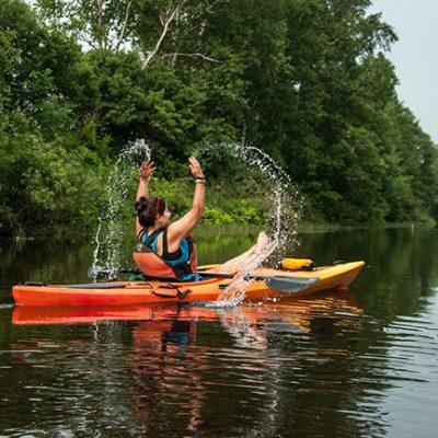 L'aventure en plein nature avec Zone Aventure Saint-Joseph-de-Kamouraska