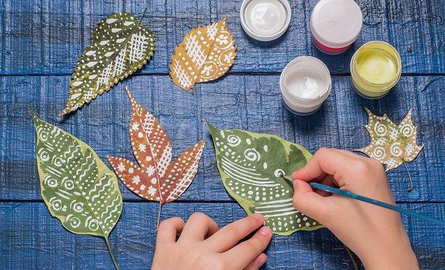7 idées de bricolage avec des éléments de la nature