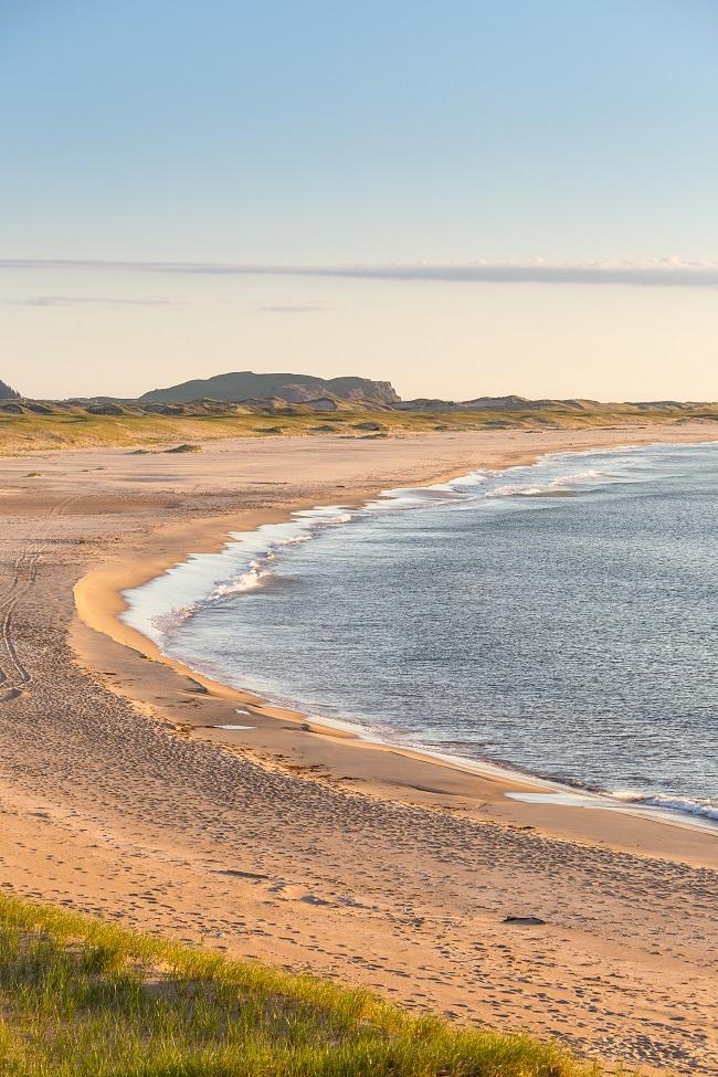 Decouvrir les magnifiques plages des iles de la Madeleine